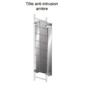 Echelle anti-intrusion