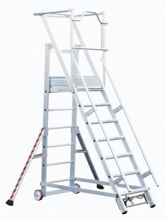 Escalier de Rayonnage 2271